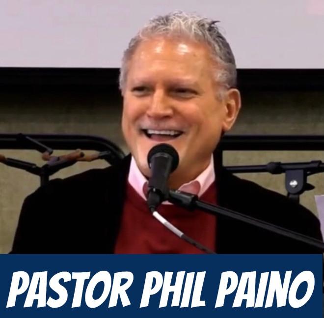 pastor Phil Paino